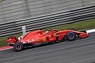 FP3 GP Tiongkok: Vettel pimpin Ferrari 1-2, mesin Ricciardo meletup