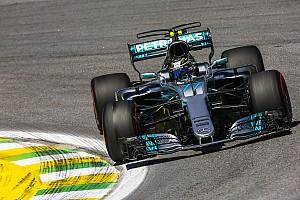 Formula 1 Practice report FP3 GP Brasil: Bottas unggul 0,003 detik di depan Hamilton