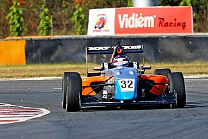Indian Open Wheel Race report MRF Chennai: Drugovich kuasai Race 4, Presley vice-champion