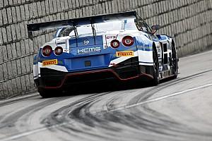 Alex Fontana con la Nissan GT3 del team KCMG sfiderà... l'Inferno Verde!