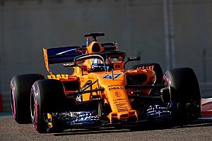 McLaren-coureurs Sainz en Norris blikken vooruit: