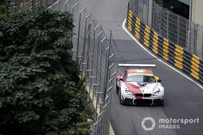 Macau GT: Farfus passes Marciello for qualifying race win