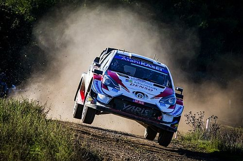 Ogier renueva con Toyota y continuará en el WRC