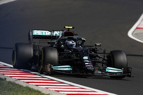 【F1動画】2021年第11戦ハンガリーGPフリー走行2回目ハイライト