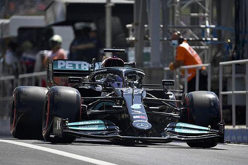 """Hamilton rechaza el uso de """"maniobras astutas"""" en la pole de Hungría"""