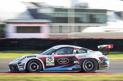 Carrera Cup: Franciacorta avara di risultati per Giardelli