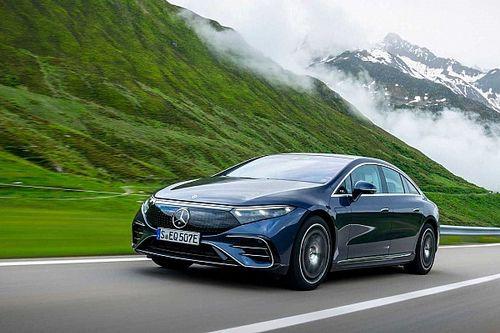 Mercedes-Benz EQS: ¿así es el futuro?