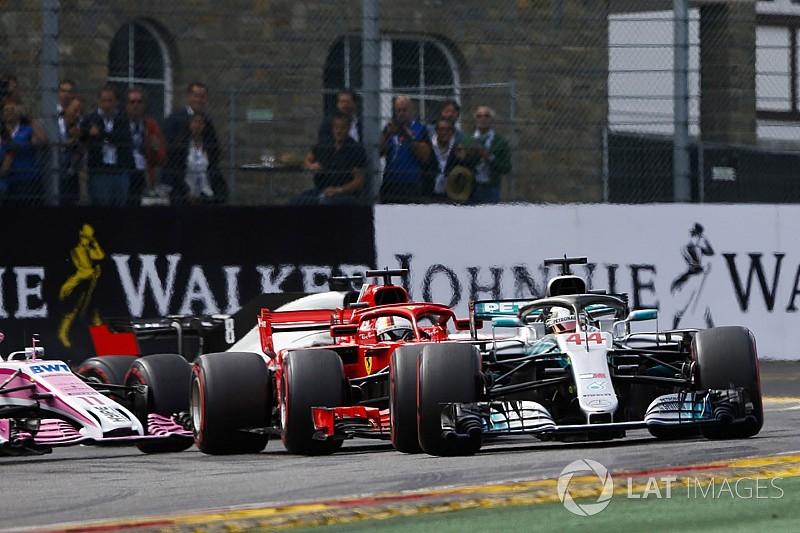 Гран Прі Італії: компоненти моторів