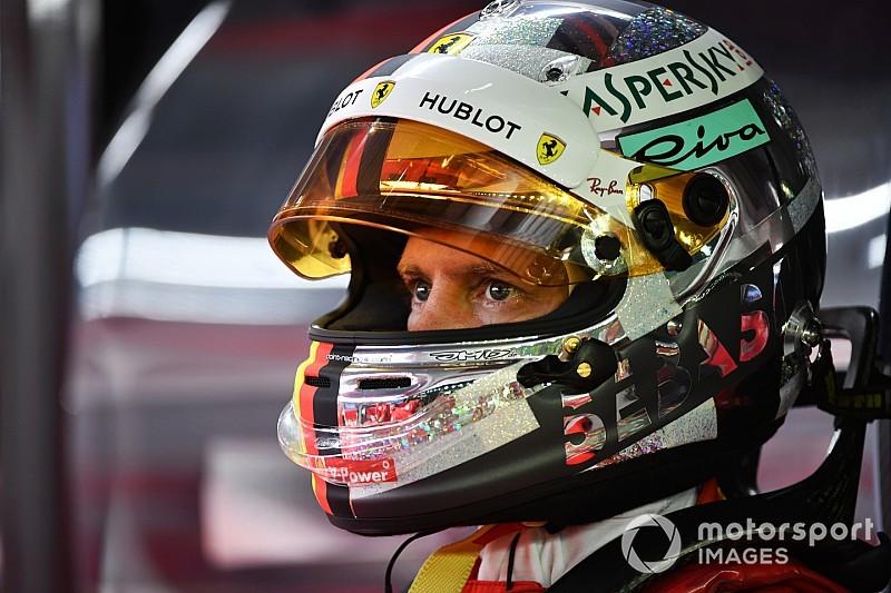 Zanardi acredita que Vettel já perdeu o título da Fórmula 1