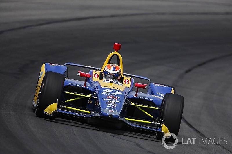 Rossi no le da oportunidades a Power y vence en Pocono