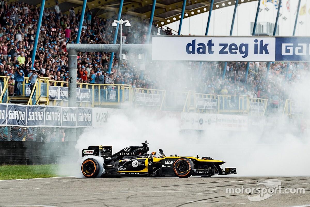 Assen verbaasd over vermeend F1-aanbod Zandvoort: