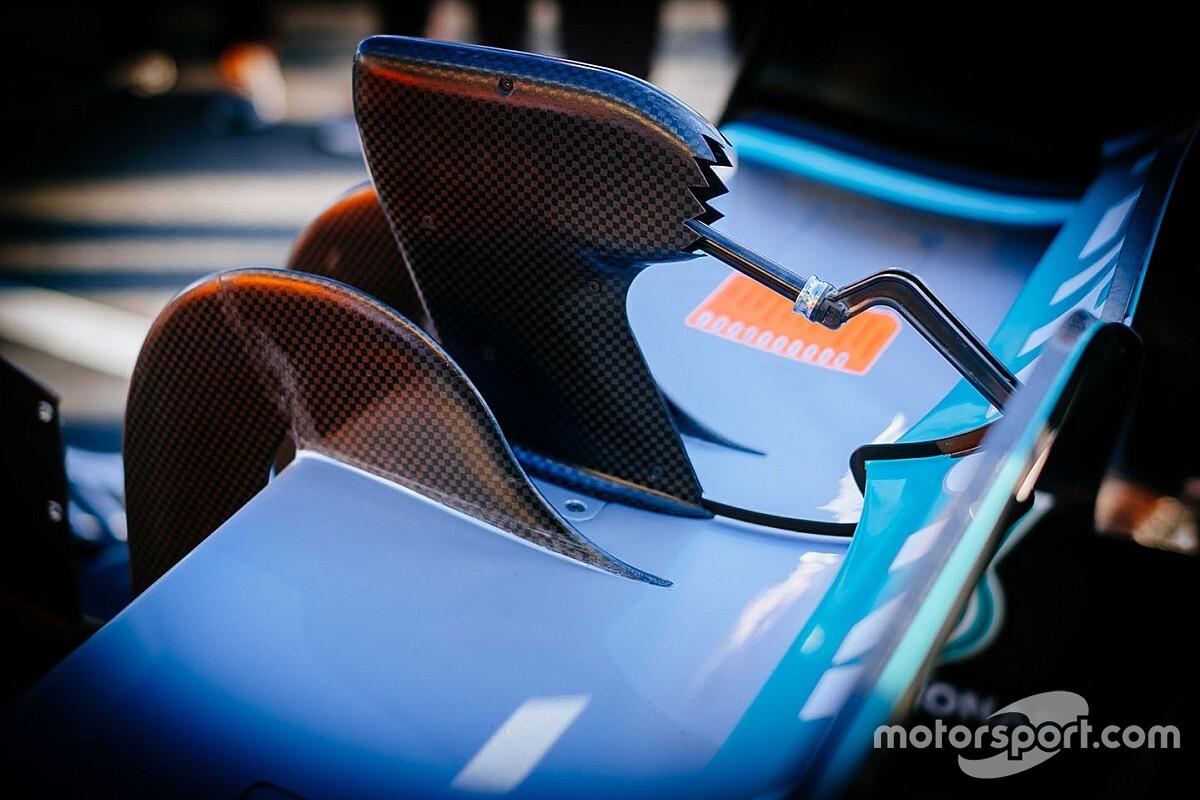 Avustralya GP: Pit alanından en son teknik güncellemeler