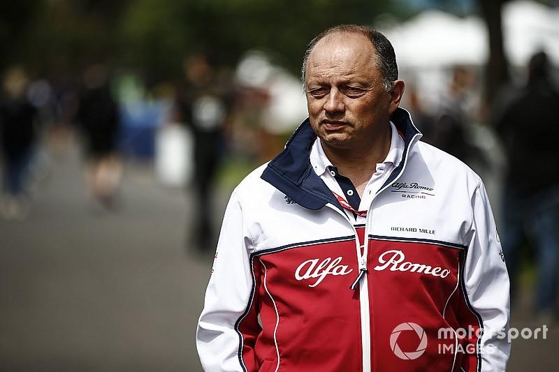 Alfa Romeo-teambaas Vasseur verwacht groeiend gat met topteams in 2019