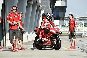 Ducati: Trabalho colaborativo entre pilotos significará menos erros