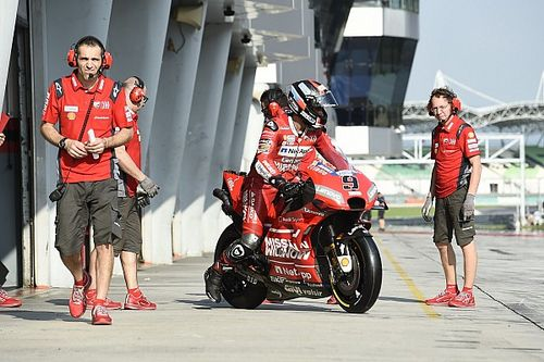 """Ducati: """"Gaan minder punten verspelen door harmonie tussen rijders"""""""