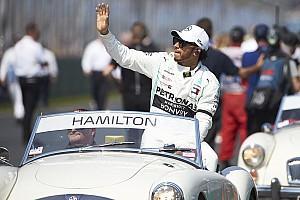 A Formula E érdeklődik Hamilton iránt