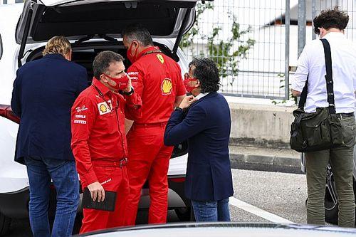 Érkezhet a második aerodinamikai csomag a Ferrarinál: a Hungaroringen debütálhat