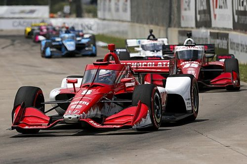 Detroit IndyCar: Ericsson scores first win, Power robbed