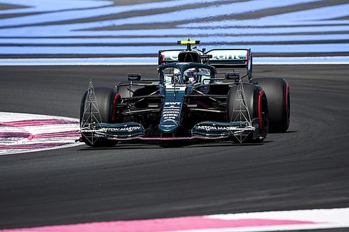 Aston Martinimpressionné par la mémoire de Vettel