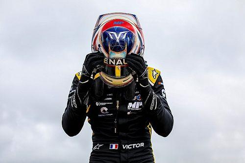 Le titre échappe à Victor Martins, protégé de Renault