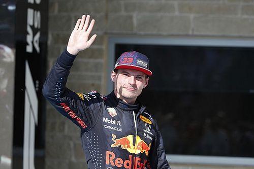 Max Verstappen: Menang F1 GP Amerika Serikat Tak Mengubah Apa Pun