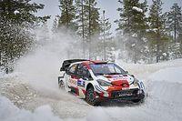 勝田貴元WRCで2戦連続の6位「もっと良い結果を期待していた」
