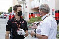 """Grosjean weer aan het simracen: """"Gaat beter met mijn handen"""""""