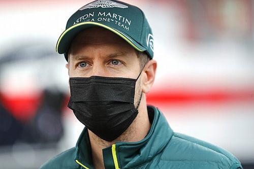 Semangat Vettel di Tim Baru Masih Tinggi