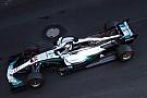 Mercedes es el perseguidor ahora, según Wolff