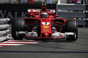 GP di Monaco: Raikkonen in pole, prima fila tutta Ferrari!