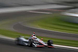 IndyCar Breaking news Power confident in Chevrolet and Penske for Indy 500