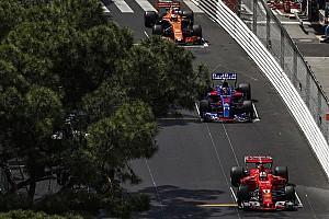 Formel 1 Ergebnisse Formel 1 2017 in Monaco: Startaufstellung