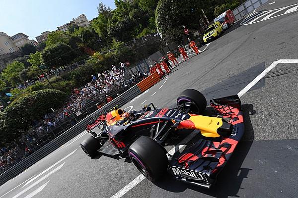 Stop/Go Livefeed Verstappen robogón körbevitt minket Monacóban