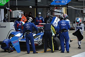 WEC Breaking news Ford battles door issues to grab Silverstone WEC win