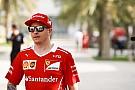 Formula 1 Raikkonen insists