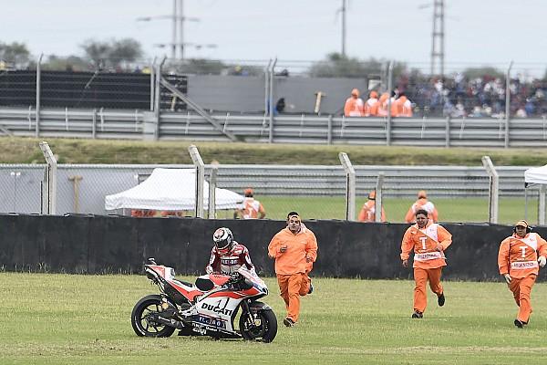 Lorenzo: İlk turdaki kaza kabul edilemez