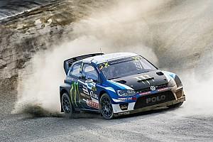 Ралі-Крос Репортаж з гонки WRX у Норвегії: Крістофферссон зміцнює лідерство