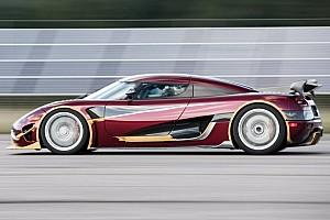 Autó BRÉKING Földbe döngölte az Agera RS a Bugatti Chiron nemrég felállított 0-400-0-ás rekordját