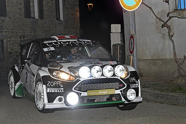 Rallye Pays du Gier: Spannendes Duell der Favoriten