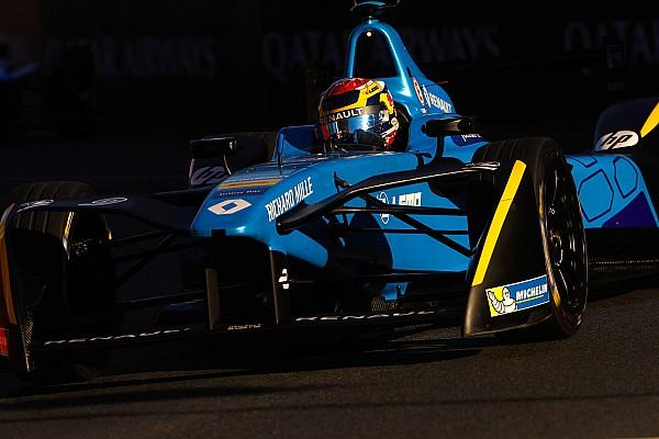 Buemi, pole en el ePrix de París por 6 milésimas