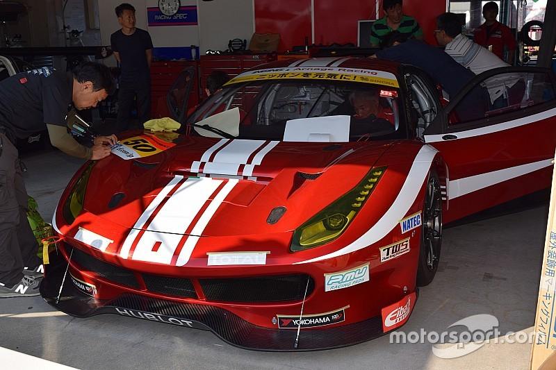 【スーパーGT】新車投入で復活の50号車フェラーリ。「まず完走から」