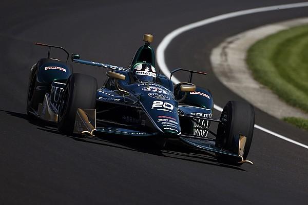 Indy 500: 3. günde Carpenter lider, Alonso 4. sıraya çıktı
