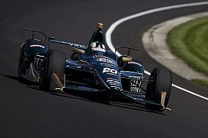 IndyCar フリー走行レポート 【インディ500】FP3日目:強風の中カーペンター首位。アロンソ4番手