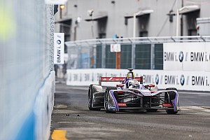 Formule E Kwalificatieverslag Formule E New York: Bird pakt pole voor tweede race