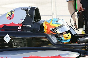Formula 4 Gara Sebastian Fernandez centra il successo in Gara 1 a Misano