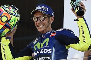 MotoGP Ultime notizie Ufficiale: Valentino Rossi andrà ad Aragon per provare a correre!