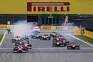 FIA F2 Leclerc y Rowland, descalificados de la carrera del sábado en Spa