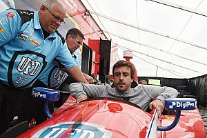 Alonso, McLaren open to further Indy 500 attempts