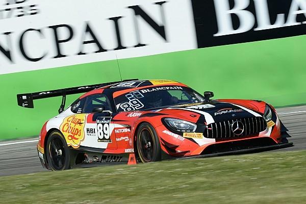 Blancpain GT Series Endurance : Monza amère pour Fontana e Perfetti