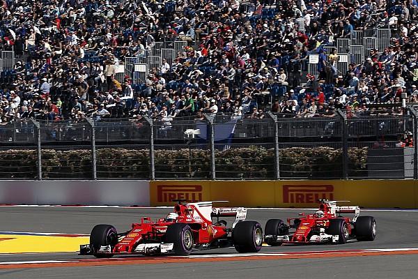 Formel 1 Qualifyingbericht Formel 1 2017 in Sochi: Ferrari mit Vettel und Räikkönen in Reihe 1